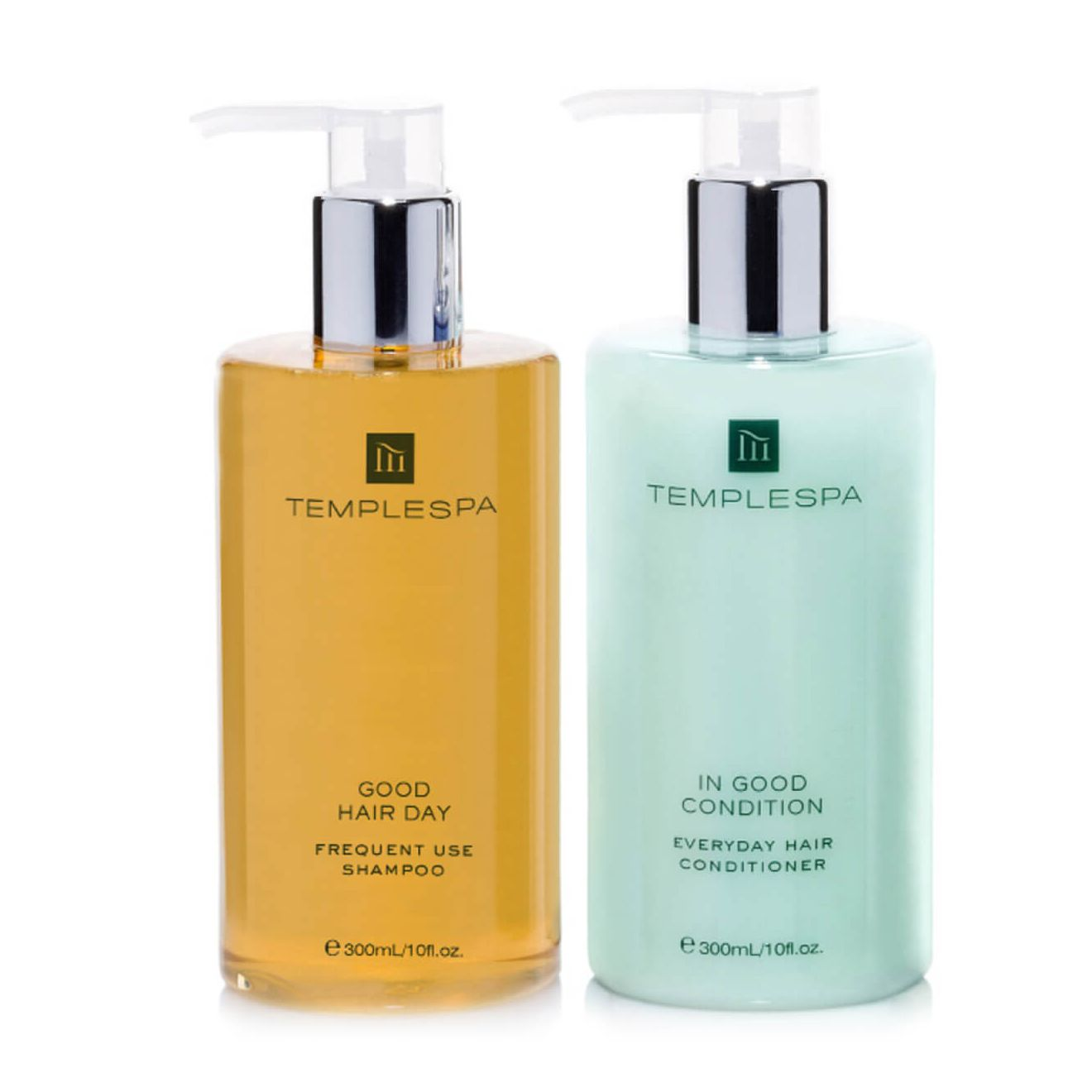 CLEAN AND NOURISH HAIR DUO