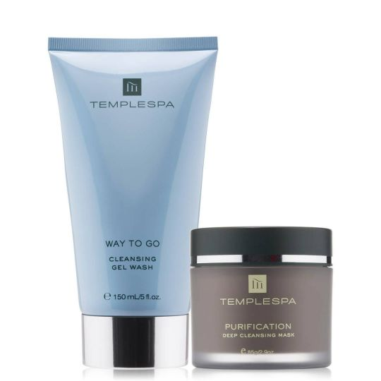 BLEMISH AND OIL CONTROL CLEANSING DUO