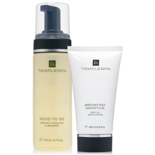 CLEANSE AND POLISH SKINCARE DUO