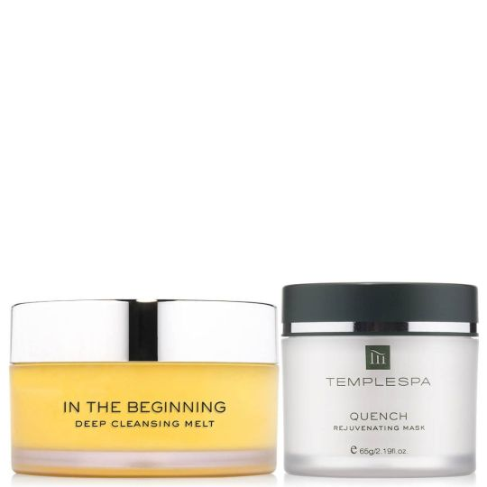 HYDRATE AND BRIGHTEN CLEANSING DUO
