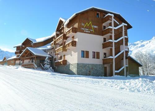 Neilson Hotel Le Menuire & Spa