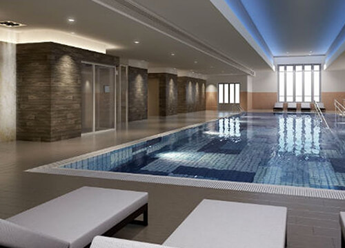 WELLNESS SPA SWIMMING POOL