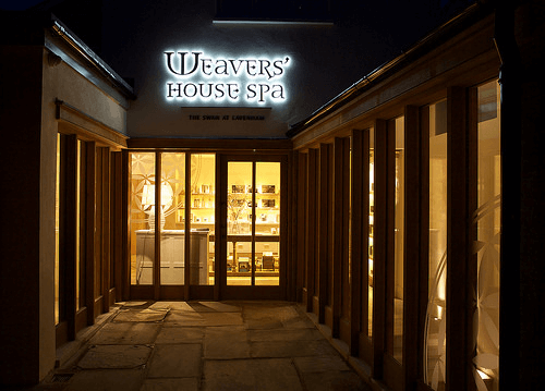 weavers house spa