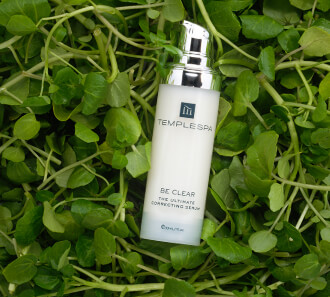 BE CLEAR correcting serum